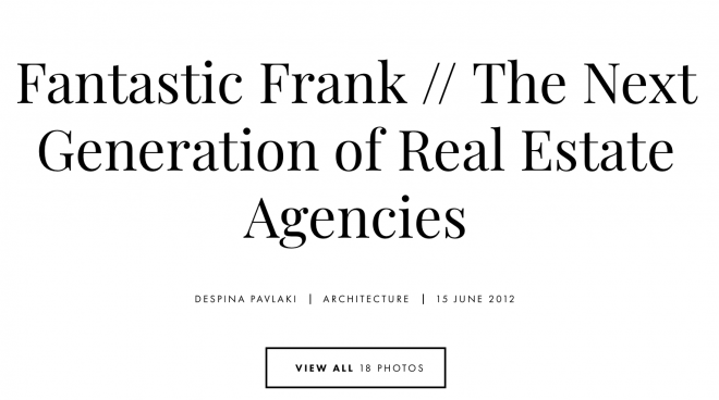 yatzer fantastic frank next generation real estate agent